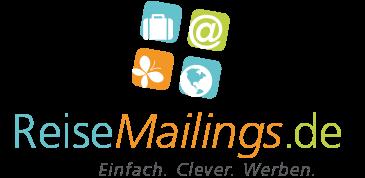 ReiseMailings.de | E-Mail-Marketing Logo